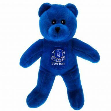 Official Everton FC Plush Beanie Bear