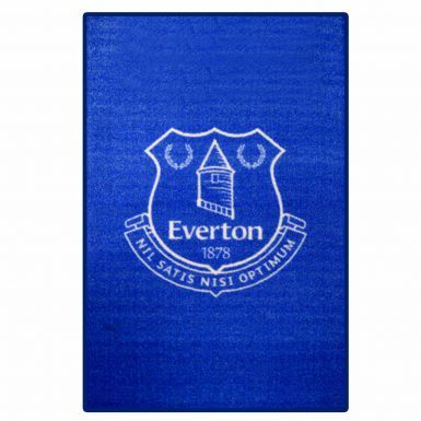 Official Everton FC Football Crest Rug