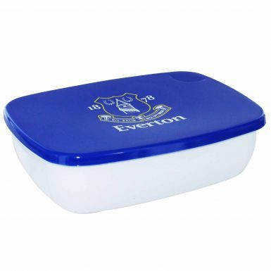 Official Everton FC Plastic Sandwich Box
