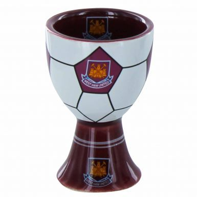 West Ham United Breakfast Egg Cup