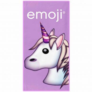 Official Emoji Unicorn Dreams Bath Towel (140cm x 70cm)