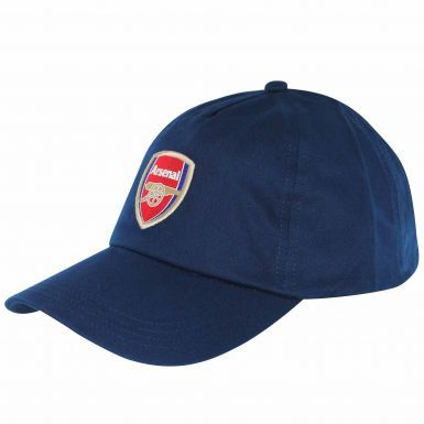 Official Arsenal FC Crest (Premier League) Baseball Cap