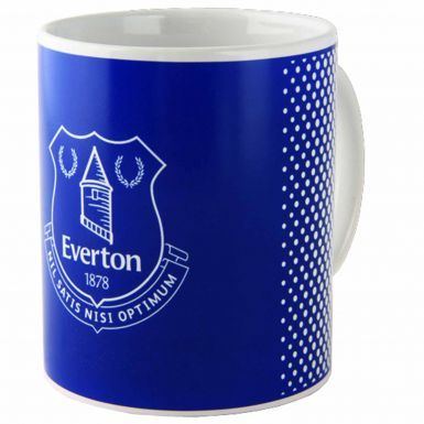 Official Everton FC Crest 11oz Ceramic Mug