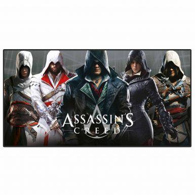 Official Assassins Creed Five Bath Towel