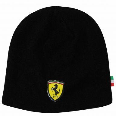 Scuderia Ferrari F1 Racing Beanie Hat by Puma