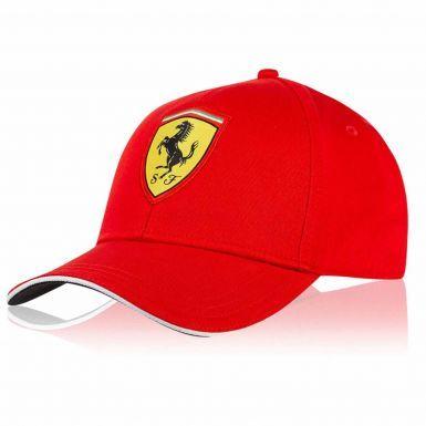 Official Scuderia Ferrari F1 Racing Baseball Cap (Adults)