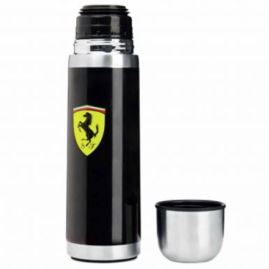 Official Scuderia Ferrari Thermo Flask for Hot & Cold Drinks