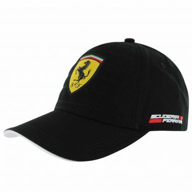 Official Scuderia Ferrari F1 Racing Baseball Cap
