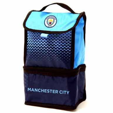 Official Manchester City Crest Lunch Bag
