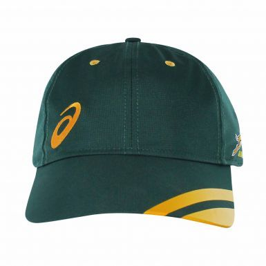 Official South Africa Springboks Rugby Cap by ASICS