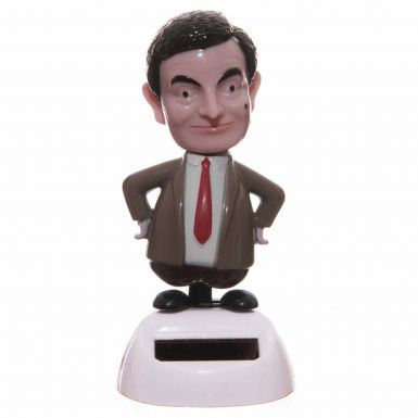 Official Mr Bean Solar Powered Dancing Toy for Cars (10.5cm)