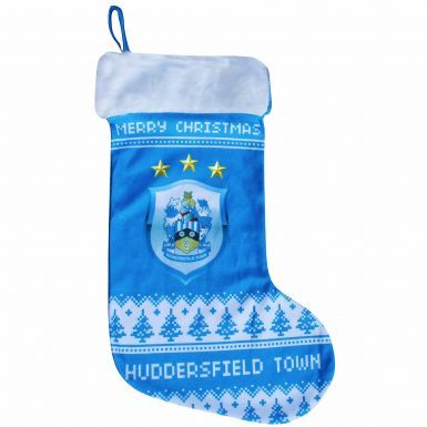 Official Huddersfield Town Christmas Stocking