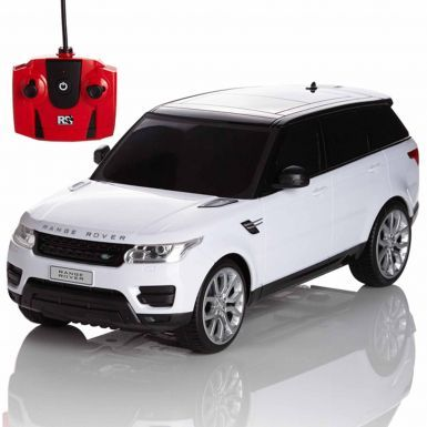 Remote Controlled Toy Range Rover Sport (Scale 1:24)
