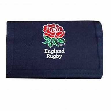 Official England Rugby RFU Crest Wallet