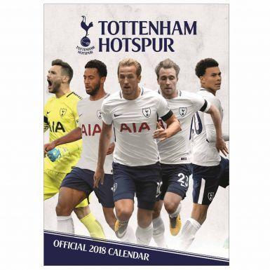 Tottenham Hotspur (Premier League) 2018 Spurs Calendar
