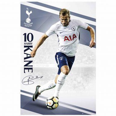 Giant Harry Kane & Tottenham Hotspur Wall Poster