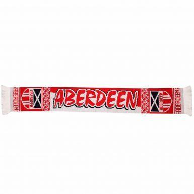 Aberdeen FC Football Fans Scarf