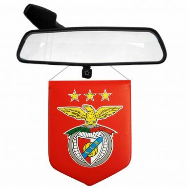 Official SL Benfica Mini Pennant for Cars