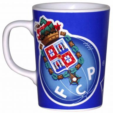 Official FC Porto Crest Coffee Mug