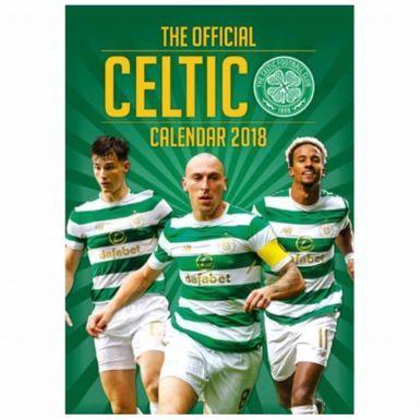 Celtic FC 2018 Football Calendar