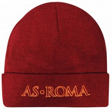Official AS Roma (Serie A) Winter Bronx Hat