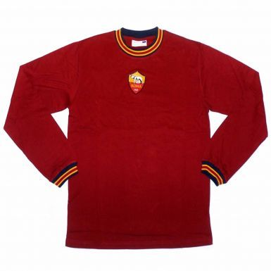 Official KIDS AS Roma Long Sleeve Top for Leisurewear