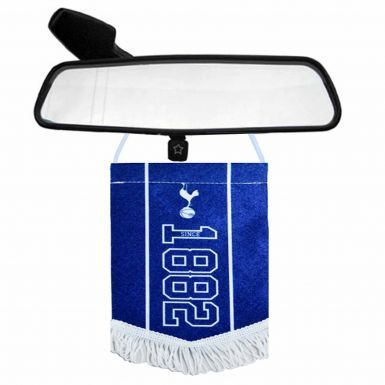 Spurs (Premier League) Crest Mini Pennant