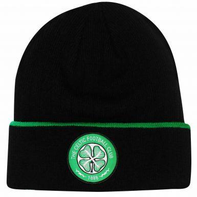 Official Celtic FC Crest Bronx Hat (Adults)