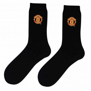 Official Manchester United Thermal Socks (Adults)