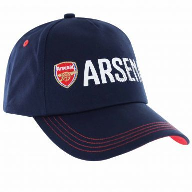 Arsenal FC Crest (Premier League) Baseball Cap