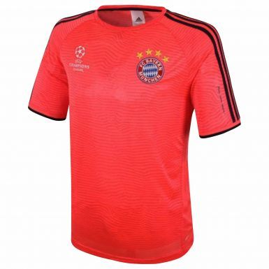 Bayern Munich Champions League Training Shirt by Adidas