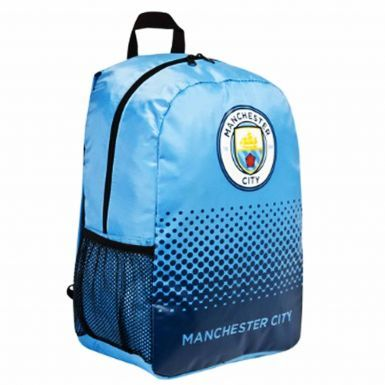Official Manchester City Crest Rucksack