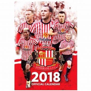 AFC Sunderland 2018 Football Calendar