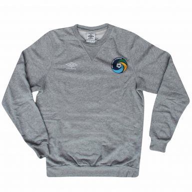 NY Cosmos (MLS) Crest Sweatshirt by Umbro