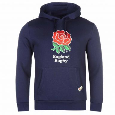 Official England RFU Rugby Hoodie (Adults)