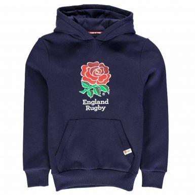 Kids Official England RFU Rugby Hoodie