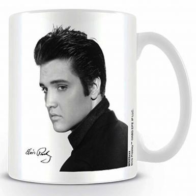New Elvis Presley Portrait 11oz Ceramic Mug
