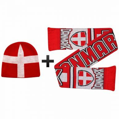 Denmark Hat & Scarf Winter Warmers Gift Set