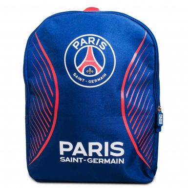 Paris St Germain (Ligue 1) Crest Rucksack