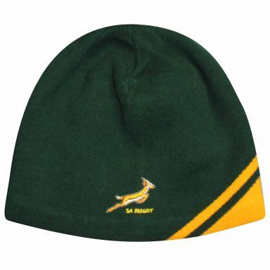 South Africa Springboks Rugby Beanie Hat by ASICS