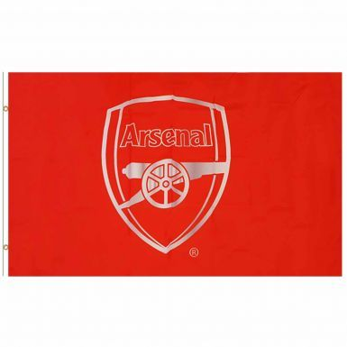 Giant Arsenal FC Football Crest Flag
