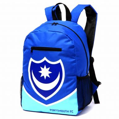 Official Portsmouth FC Crest Backpack