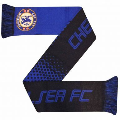 Official Chelsea FC Crest Scarf