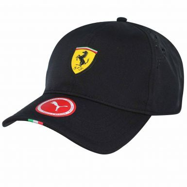 Official Scuderia Ferrari F1 Baseball Cap by Puma (Flex Fit)