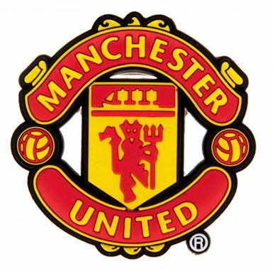 Manchester United Club Crest Fridge Magnet
