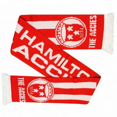Hamilton Academical (Accies) Fans Scarf