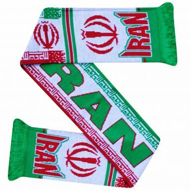 Iran (Team Melli) 2018 World Cup Football Scarf