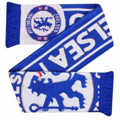 Official Chelsea FC (Premier League) Soccer Scarf