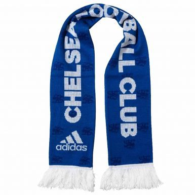 Official Chelsea FC Fans Scarf by Adidas
