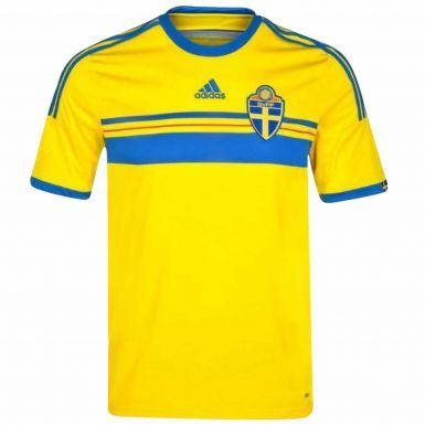 Sweden (Sverige) Replica Shirt by Adidas